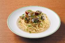 白蛤蠣義大利麵