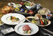 12,474日圓套餐 (9道菜)