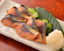 米糠醃鯖魚
