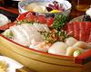 ●生魚片 船型拼盤