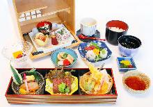 4,104日圓套餐 (7道菜)