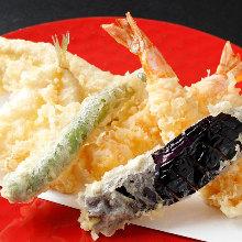 10,800日圓套餐 (7道菜)