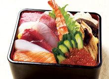 什錦壽司飯