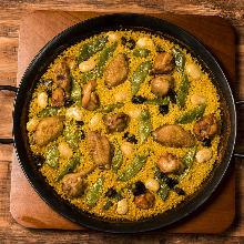 西班牙燉飯