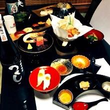 13,500日圓套餐 (6道菜)