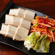 蔬菜豬肉捲
