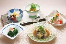 3種家常菜拼盤