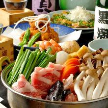 6,500日圓套餐 (5道菜)