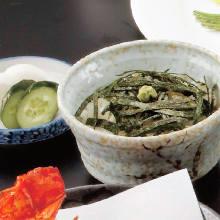 海鮮茶泡飯