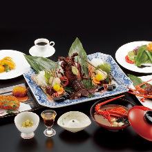 11,165日圓套餐 (11道菜)