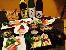6,500日圓套餐 (7道菜)