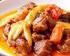 番茄炒羊羔肉