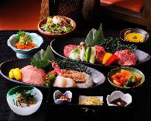 8,250日圓套餐 (9道菜)