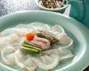 季節性的白肉魚