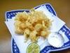 日式米餅酥炸蝦