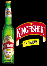 Indian Beer Kingfisher