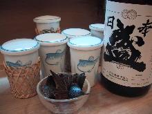 河豚魚鰭酒