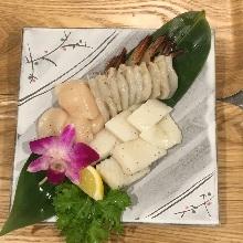 其他 貝類料理、海鮮料理