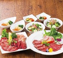 2,800日圓套餐 (12道菜)