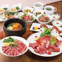 6,000日圓套餐 (20道菜)