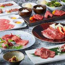 6,900日圓套餐 (14道菜)