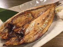 鹽烤遠東多線魚