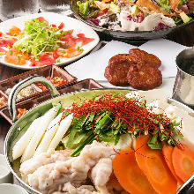 2,980日圓套餐 (6道菜)