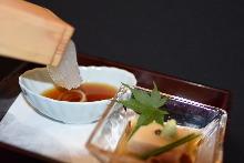 3,500日圓套餐 (6道菜)