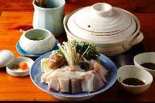 3,900日圓套餐 (5道菜)