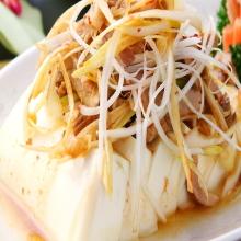 中華料理風沙拉