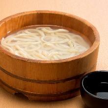 釜揚烏龍麵