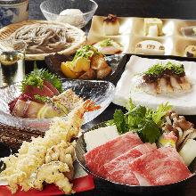 7,000日圓套餐 (9道菜)