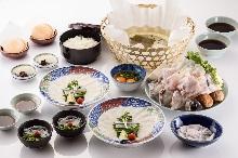 4,980日圓套餐 (7道菜)