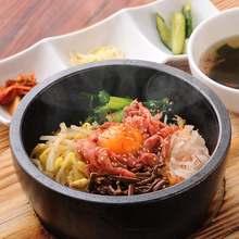 韓式石鍋拌飯