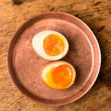 半熟蛋(澆頭)