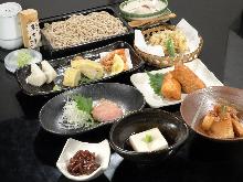 5,184日圓套餐 (9道菜)