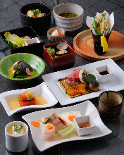 7,500日圓套餐 (12道菜)