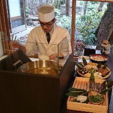 25,000日圓套餐 (7道菜)