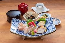 生魚片御膳套餐