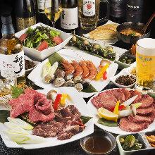 8,640日圓套餐 (13道菜)