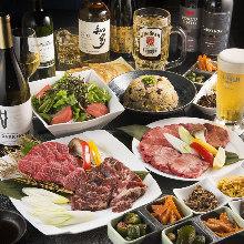 7,560日圓套餐 (12道菜)