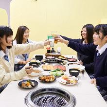 2,310日圓套餐 (60道菜)