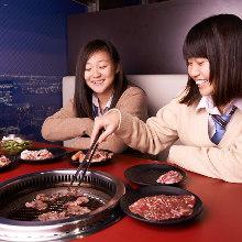 1,470日圓套餐 (60道菜)