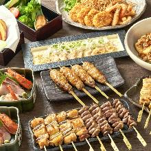 3,000日圓套餐 (7道菜)