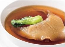 燉煮魚翅、紅燒排翅