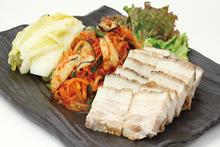 韓式白煮豬肉