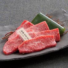 牛肉稀少部位拼盤