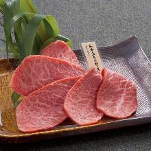 牛切肉拼盤