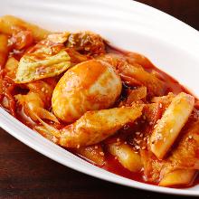 韓式炒年糕