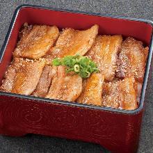 叉燒豬肉盒裝飯